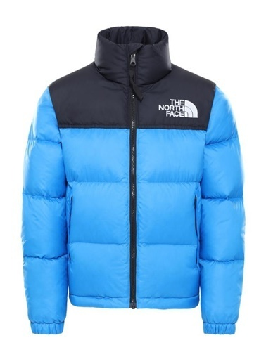 The North Face The North Face 1996 Retro Nuptse Çocuk Mont Mavi Mavi